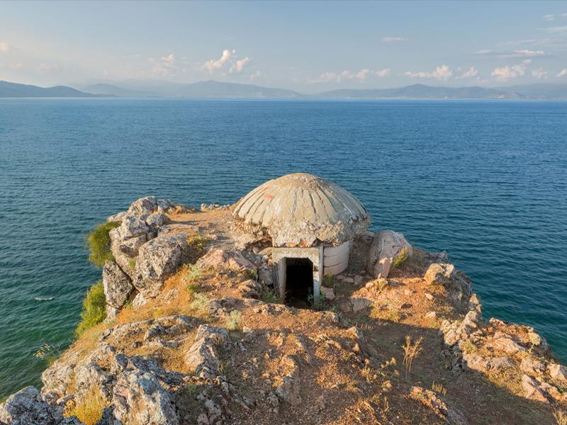 В Черногории только Адриатическое море