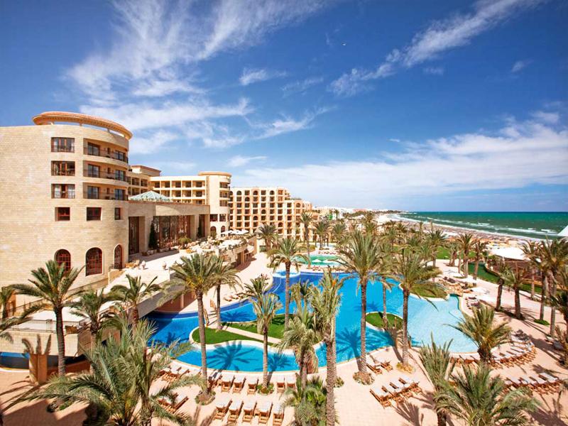 """В Тунисе много отелей по системе """"все включено"""""""