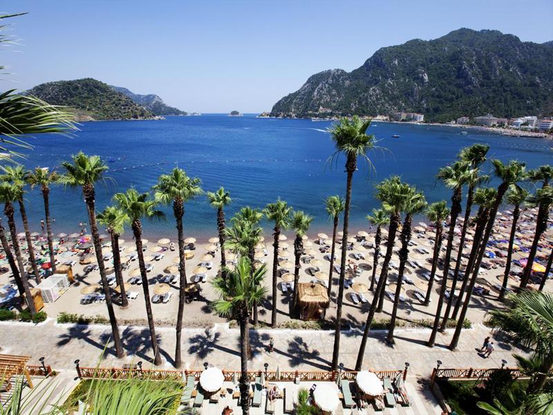 В Черногории курортов меньше, чем в Турции
