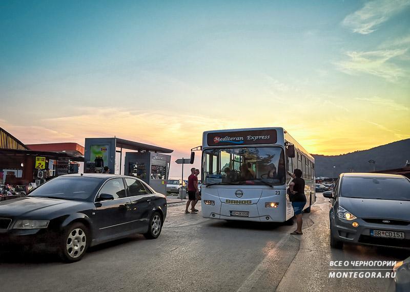 Как добраться до пляжа Чань в Черногории