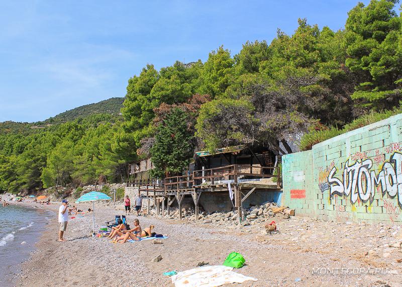 Сутоморе и его пляжи
