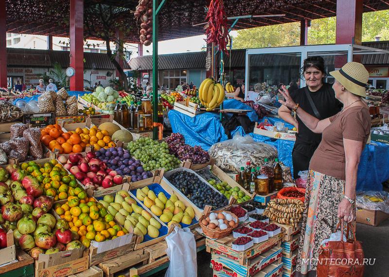 Где и что купить поесть в Баре