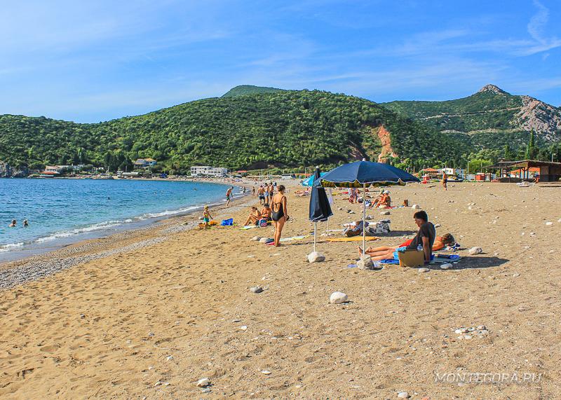 Пляж - главное достоинство Чаня