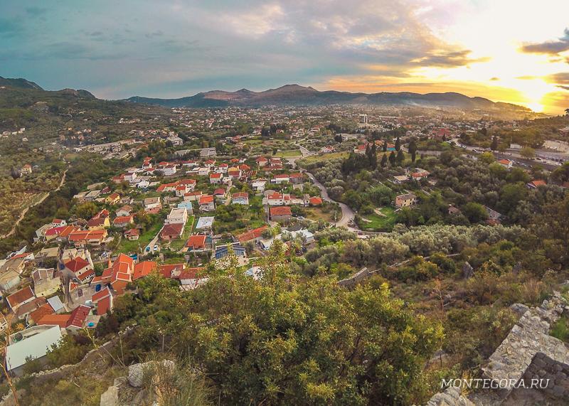 Черногория красивые места