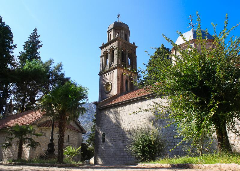 Церковь в Рисане
