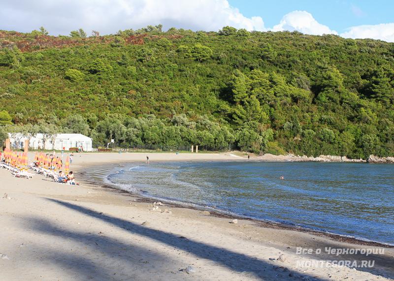 На полуострове много самых разных пляжей