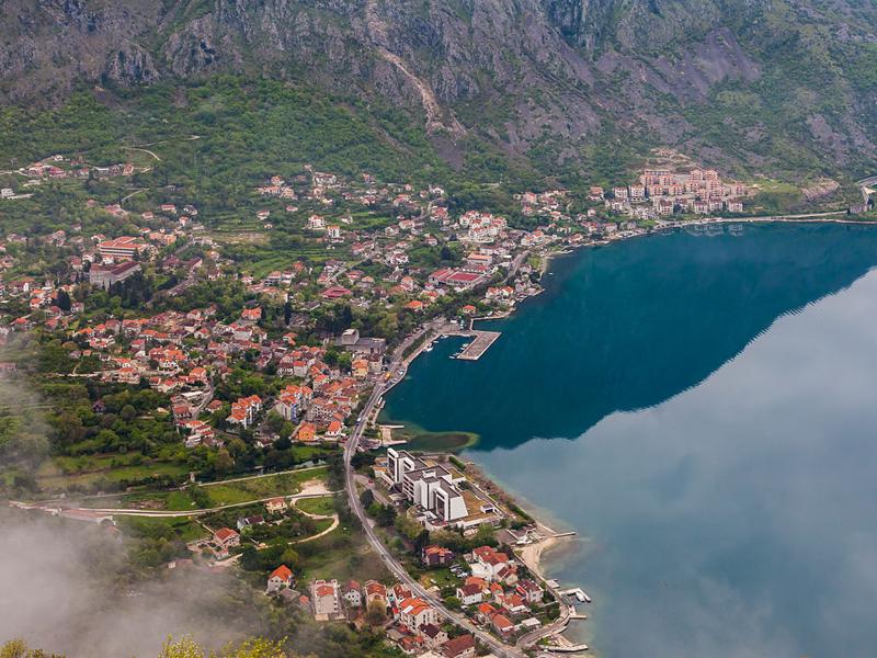 Экскурсия в Котор и Пераст Черногория