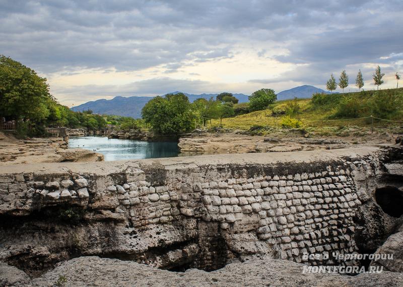 Водопад Ниагара под Подгорицей