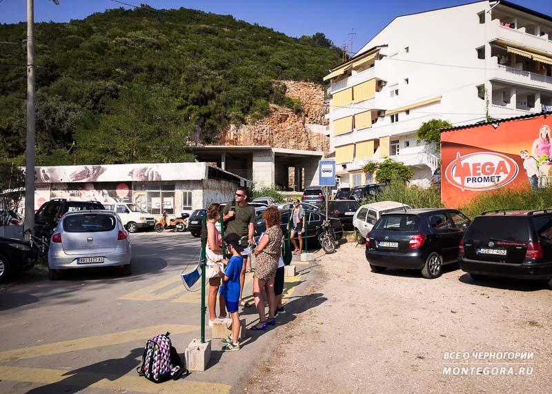 Как и на чём добраться до Черногорского пляжа Яз