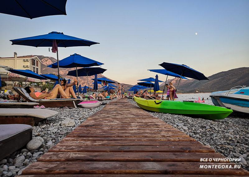Как добраться до пляжа Булярица