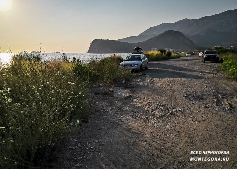 В какую часть пляжа Булярица пойти, чтобы отдохнуть от суеты