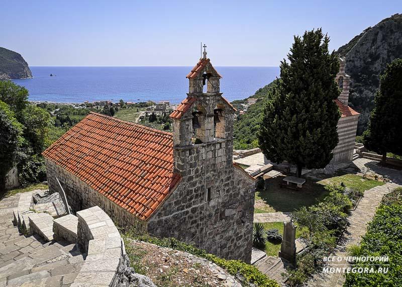 Достопримечательности в Черногории