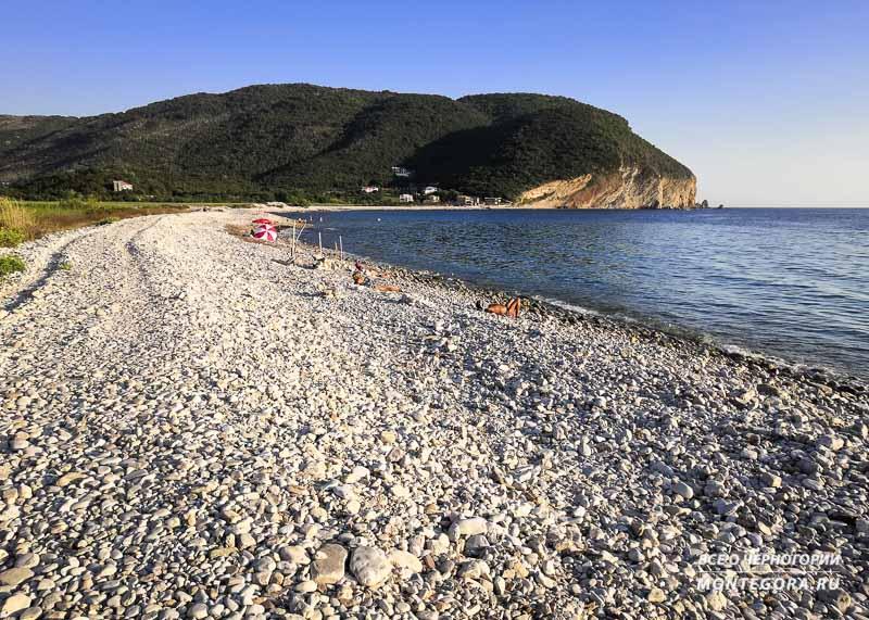 Пляжи в Черногории на каждый вкус