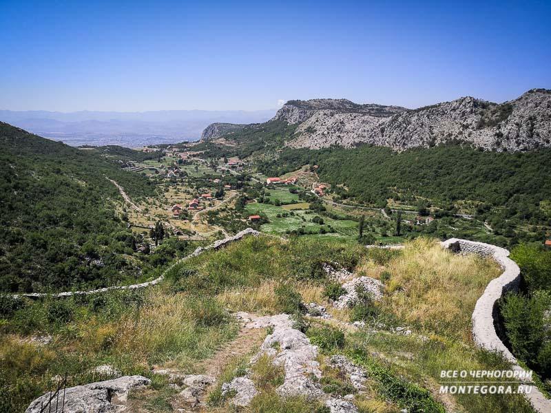 Лучшие пейзажи в Черногории