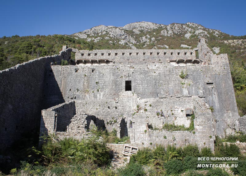 Топ интересных достопримечательностей в Черногории