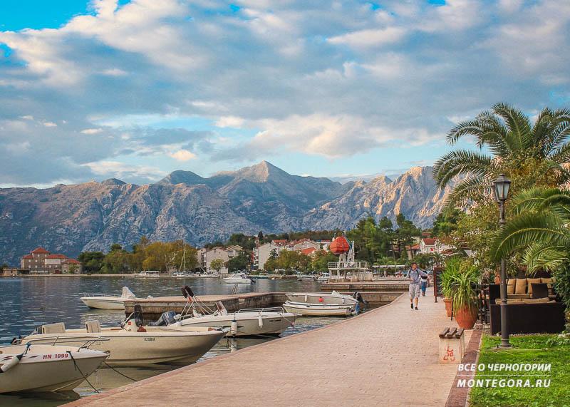 Куда именно поехать отдыхать в Черногории
