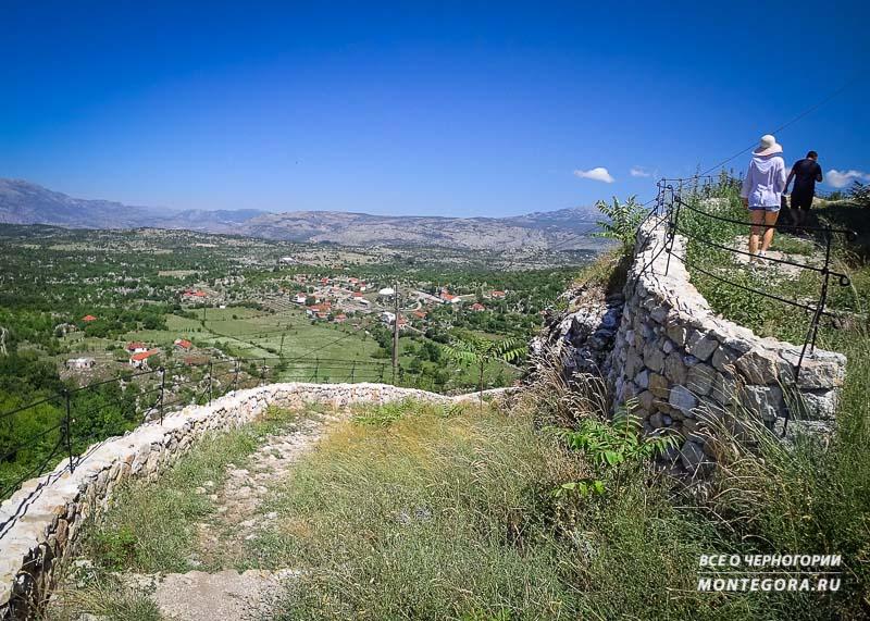 Как добраться до Медунской крепости