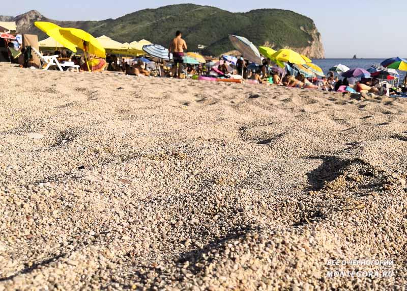 Самые лучшие пляжи Черногории