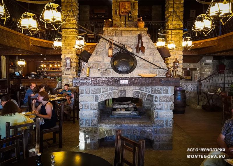 Где вкусно поесть в Черногории