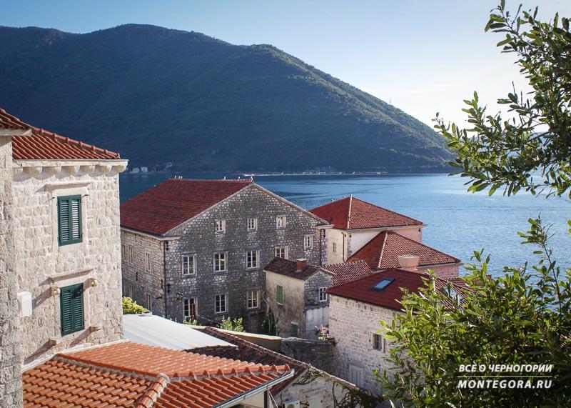 Где найти самые красивые пейзажи в Черногории