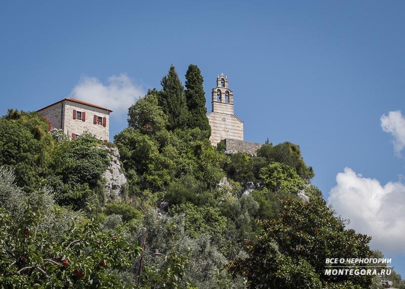 Какие монастыри в Черногории посетить