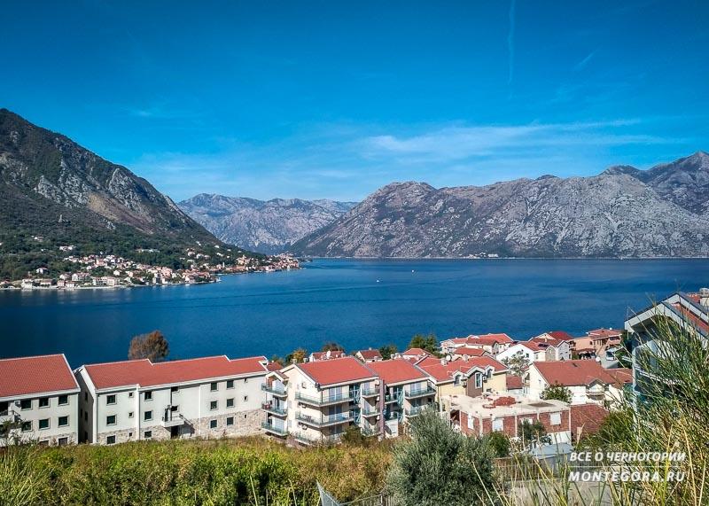 Самые красивые пейзажи в Черногории