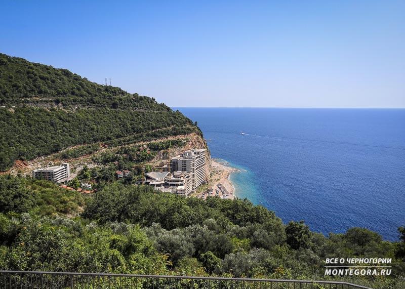 Куда поехать в Черногории чтобы увидеть красивые пейзажи