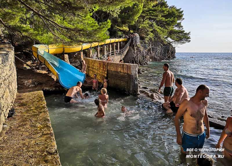 Развлечения для детей в Черногории