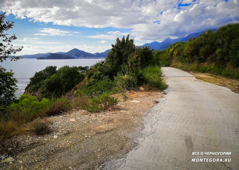 Где отдохнуть и загореть в Черногории