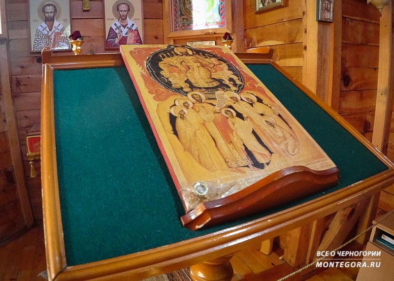 Искусство и религия в Черногории