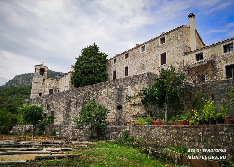 Главные Черногорские достопримечательности