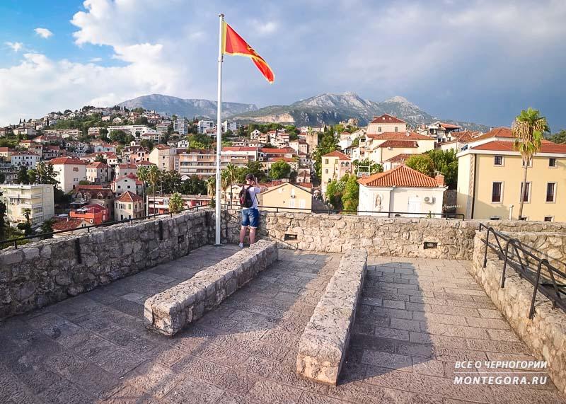 Красивые пейзажи для фото в Черногории