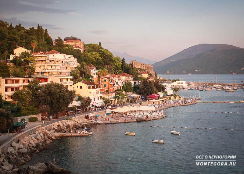 Куда и на чём поехать отдохнуть в Черногории
