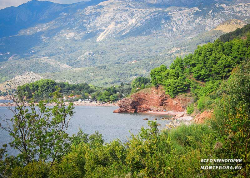 Нудистские пляжи в Черногории