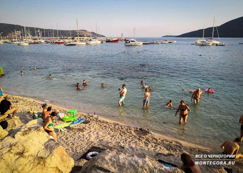 Пляжи на каждый вкус и цвет в Черногории