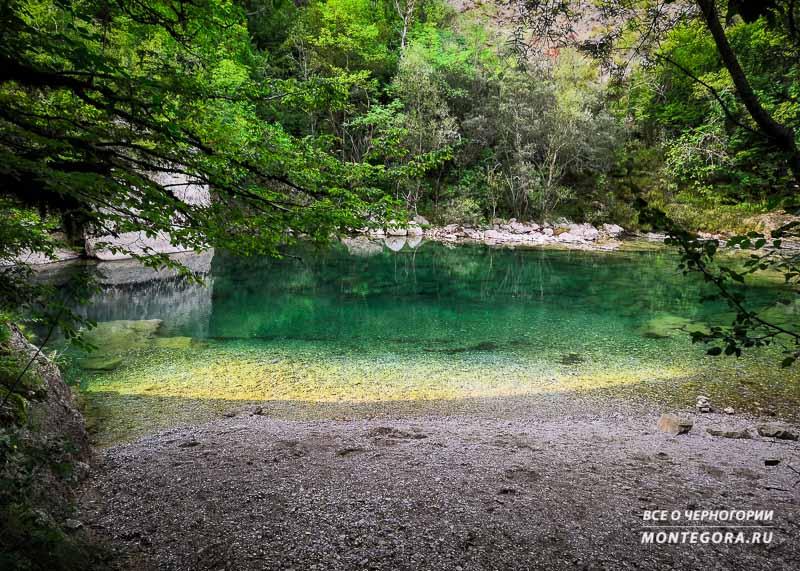 Самые красивые и живописные места в Черногории