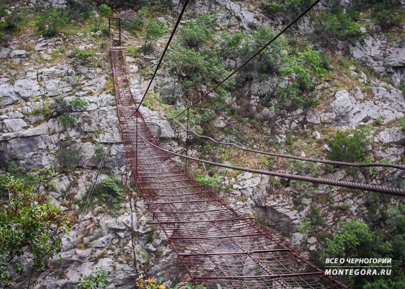Самые интересные места в Черногории