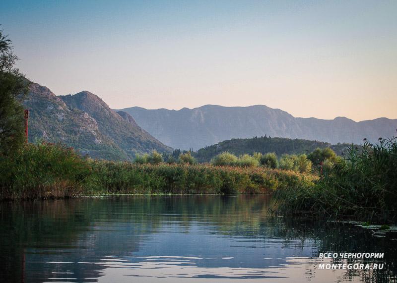 Самые лучшие пейзажи в Черногории