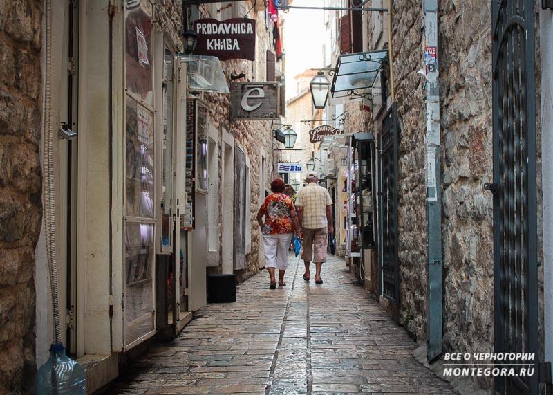 Архитектура и её эстетика в Черногории