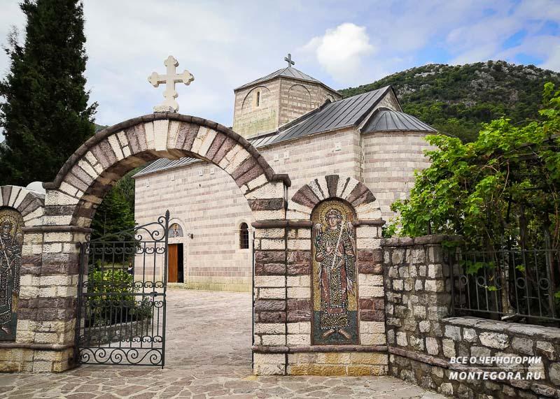 Главные достопримечательности в Черногории