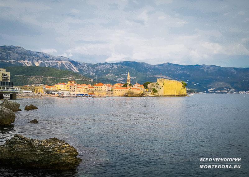 Масштабные пейзажи в Черногории