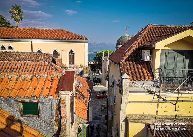 Путеводитель по достопримечательностям в Черногории