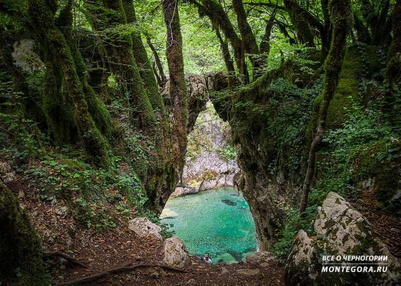 Черногорское место где можно с уверенностью загадать желание