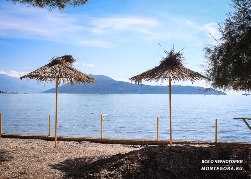 Черногорские пляжи и что в них особенного