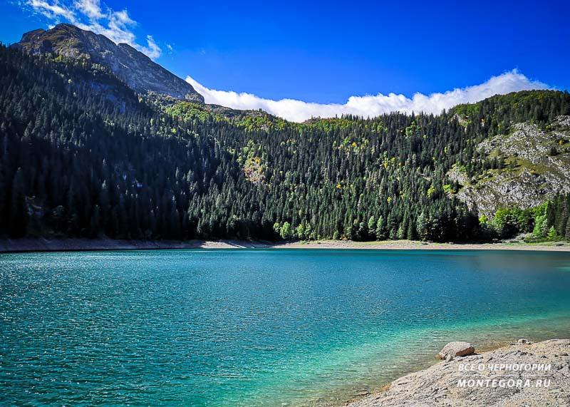 Самые красивые и чистые места в Черногории