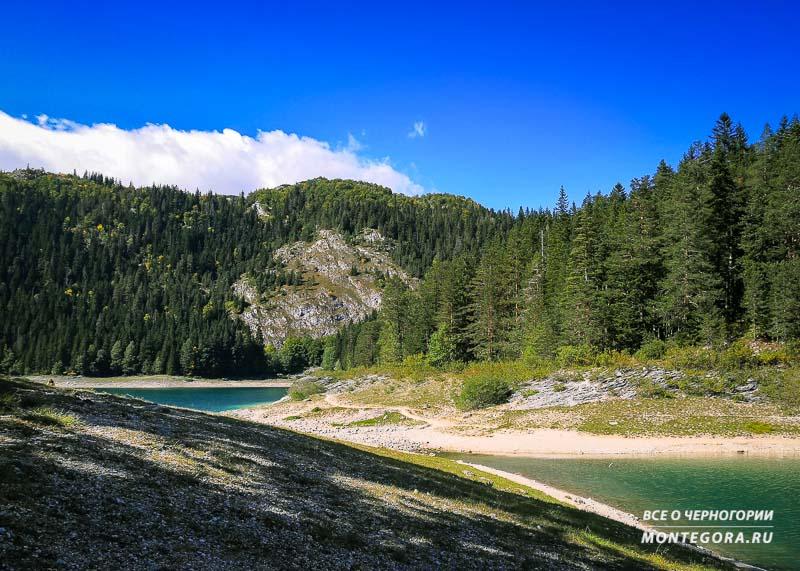 Масштабные панорамы в Черногории