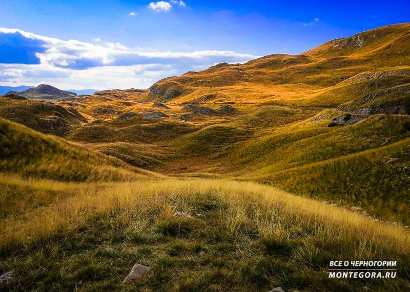 Самые красивые панорамы именно в Черногории