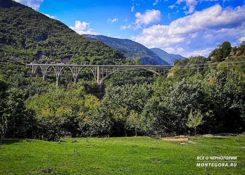 Архитектурные Черногорские достопримечательности