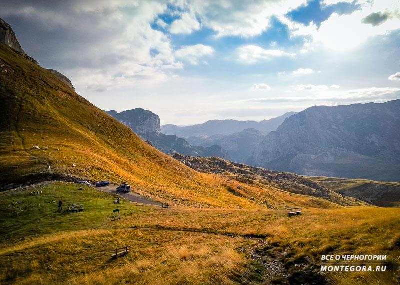 Самые масштабные панорамы именно в Черногории
