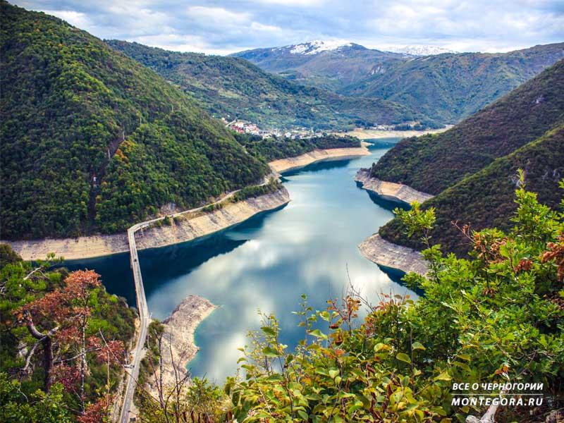 Самые красивые Черногорские пейзажи
